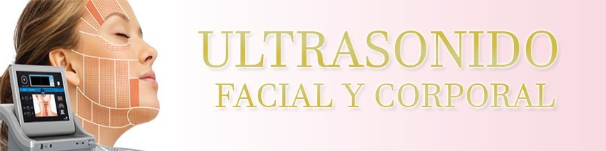 Ultrasonido facial y corporal